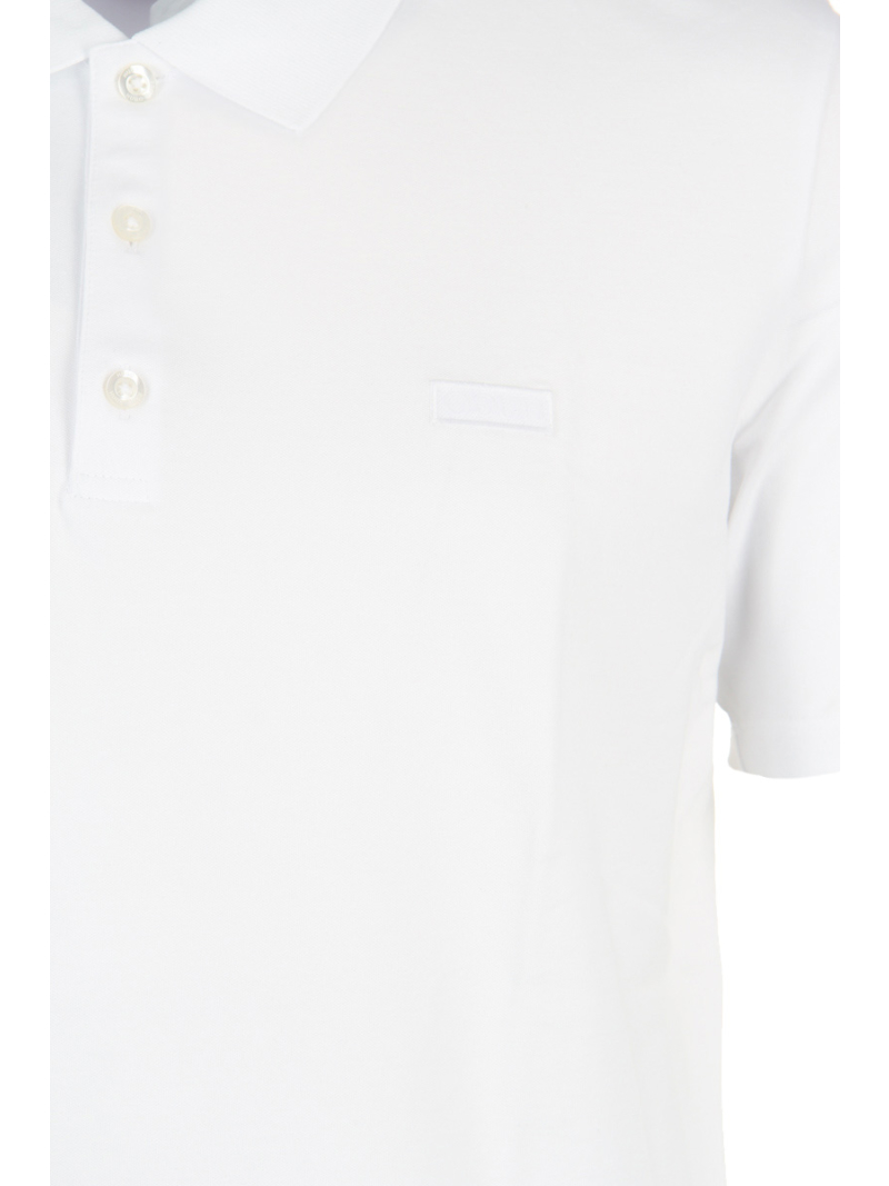 a8e344e57d5b Hugo Boss Dohran 50401987 100 White T-shirt Polo Wit Amsterdam