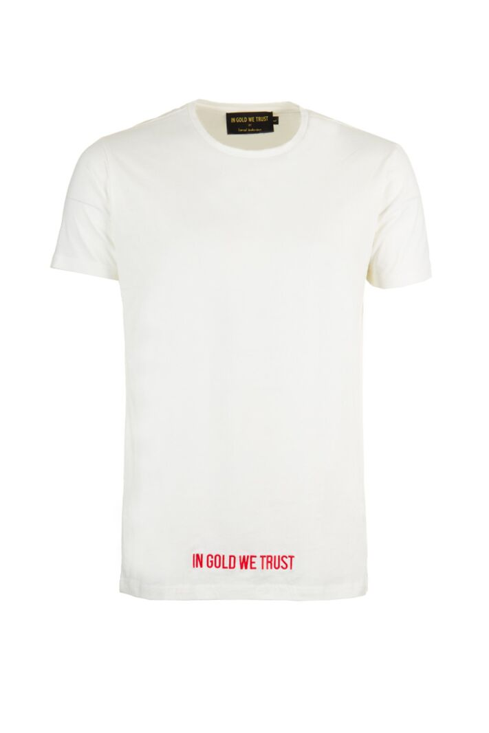 In Gold We Trust T-shirt