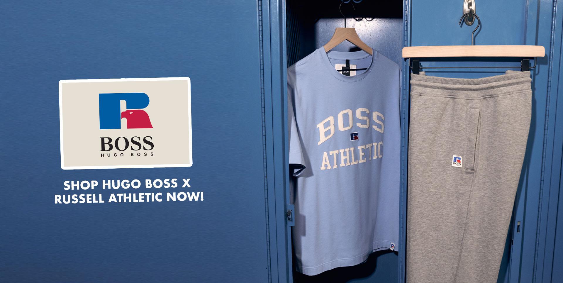 Hugo Boss x Russell